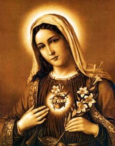 طلبة قلب مريم الطاهر