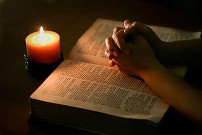 صلاة طلب مشورة الله قبل الشروع في عمل