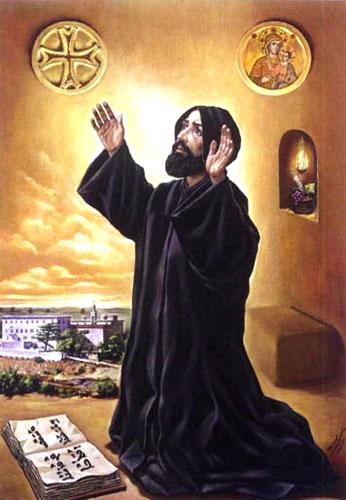 صلاة للقديس نعمة الله