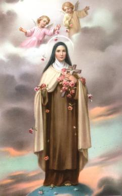 صلاة لنيل النعم بشفاعة القديسة تريزا الطفل يسوع