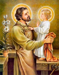 دعاء الى القديس مار يوسف يقال كل يوم اربعاء