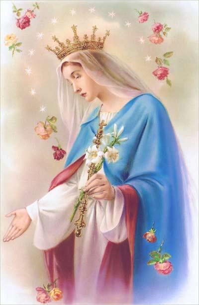 صلاة إلى مريم من أجل السلام