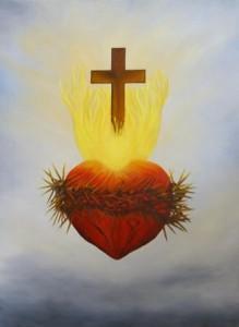 فعل التكريس لقلب يسوع الأقدس