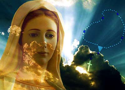 صلاة إلى مريم، معونة المسيحيين