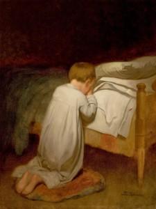 صلاة قيل النوم