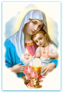 يا يسوع الحي في مريم
