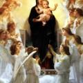 ألقاب العذراء مريم ورمززها