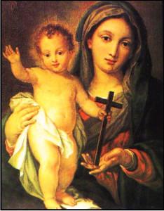 صلاة الى يسوع و مريم طلبا للرحمة