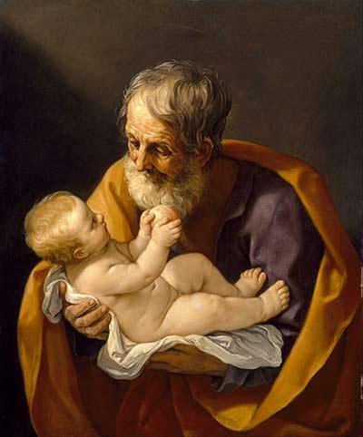 صفات وألقاب القديس يوسف