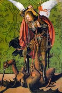 مسبحة القديس ميخائيل رئيس الملائكة