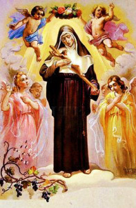 طلبة القديسة ريتا