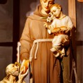 Saint Anthony With Bread Cropped