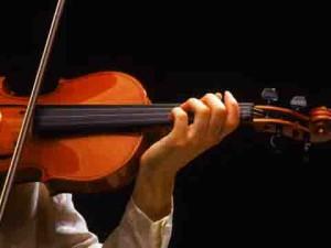 عازف الكمان - قصة روحية