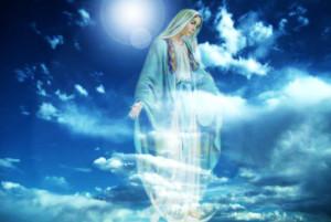 صلاة القديس أفرام السرياني يلتمس من العذراء شفاعتها