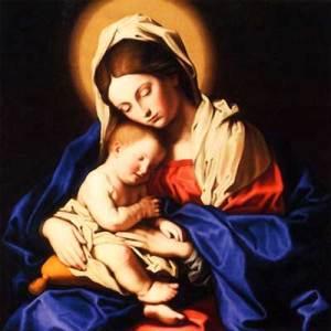 صلاة إلى مريم، سيدة المشورة الصالحة