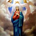 انتقال مريم العذراء بالنفس والجسد