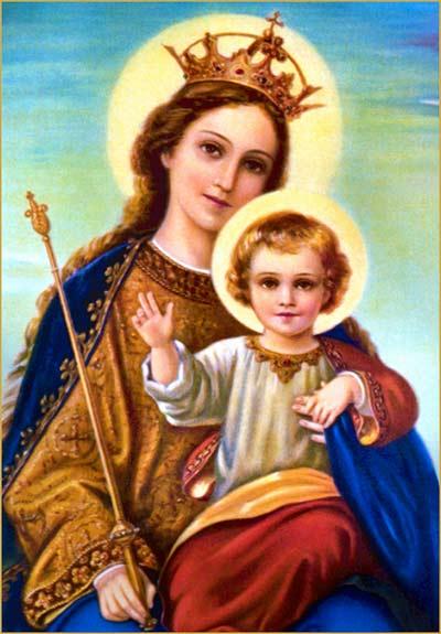 صلاة الصباح الى مريم العذراء المباركة