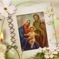 صلاة الى عائلة الناصرة المقدّسة