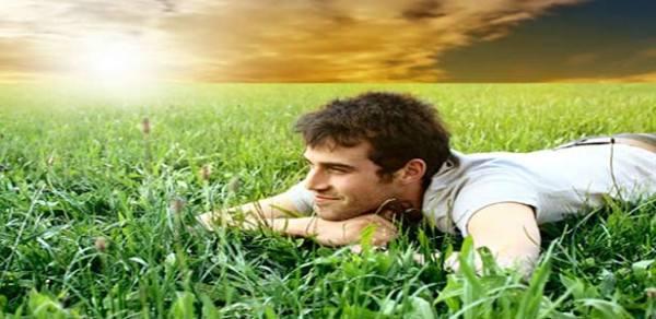 سر السعادة عند الانسان هو القناعة