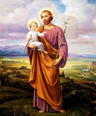 صلاة لطلب شفاعة القديس يوسف