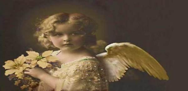 الملاك والشيطان