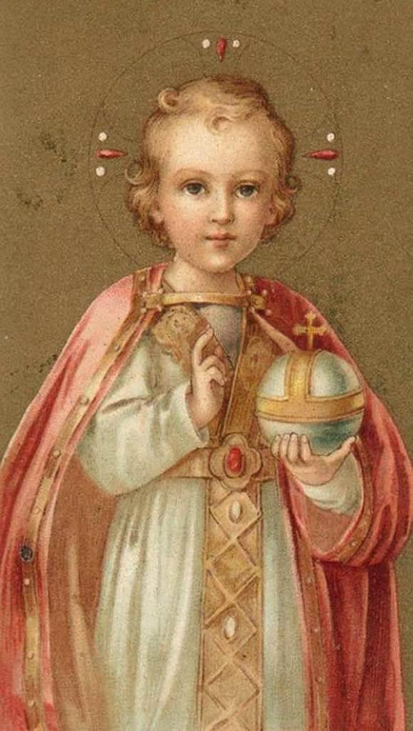 صلاة للطفل الإلهي يسوع