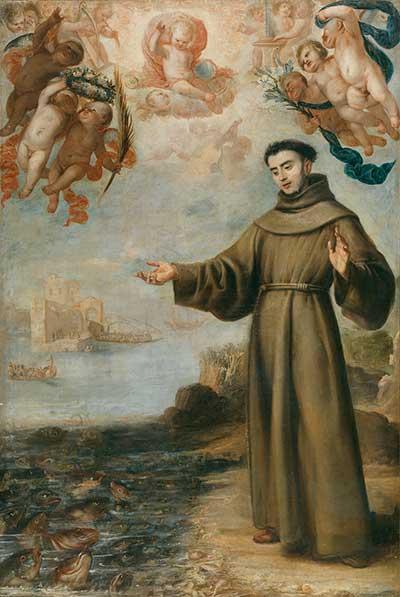 صلاة الشكر للقديس أنطونيوس بعد الحصول على النعمة الـمطلوبـة