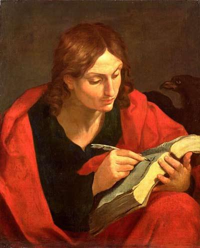 صلاة للقديس يوحنا الرسول والانجيلي