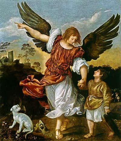 نبذة عن الملاك روفائيل