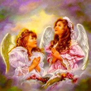 صلاة الى الملاك الحارس