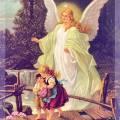 صلاة للملاك الحارس (كتبتها القديسة تريزيا الطفل يسوع)