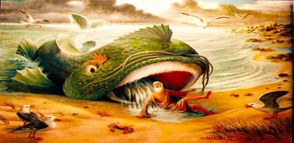 قصة يونان النبي