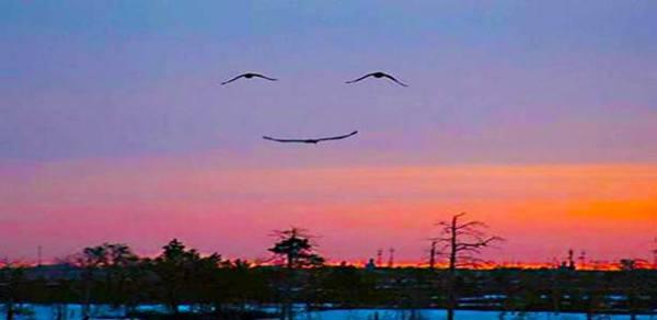 ابتسم