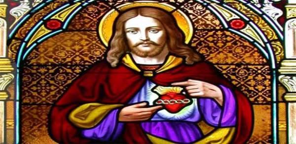 صلاة الاتكال على قلب يسوع