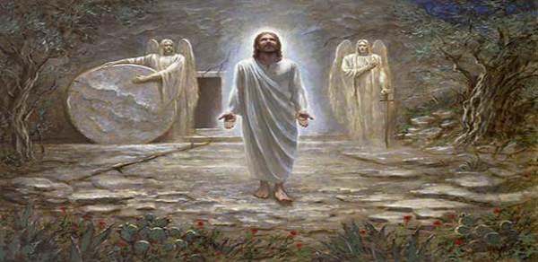 ظهورات السيد المسيح بعد القيامة