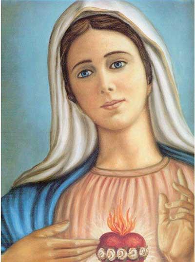 مريم العذراء مثال المرأة المسيحية