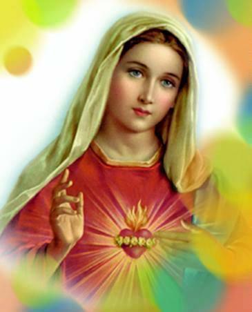 قلب مريم الطاهر