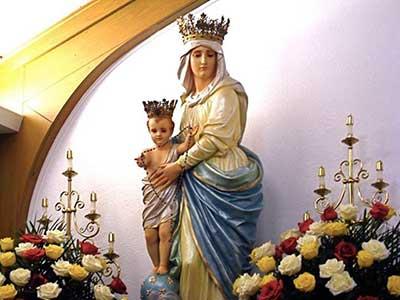 مريم العذراء أم الكنيسة