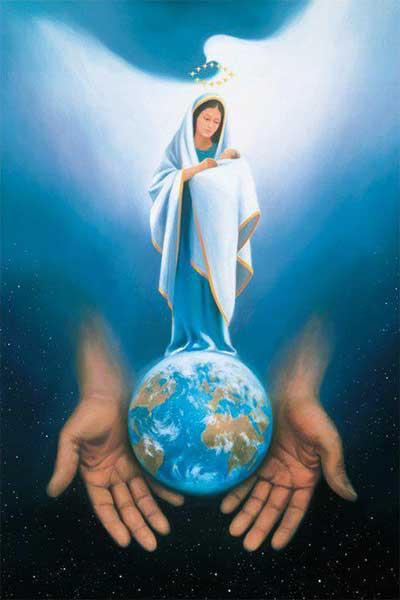 مريم وسيطة الخيرات