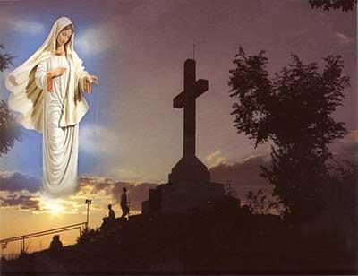 أمومة مريم الالهية