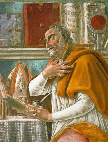 صلاة القديس اغسطينوس