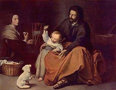 صلاة للقديس يوسف من أجل الحماية