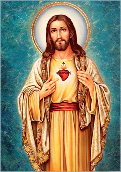 تأمل في نسيان البشر لإحسانات قلب يسوع الأقدس