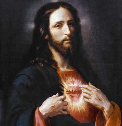 قلب يسوع الأقدس دواء ناجح لجميع أمراض النفس
