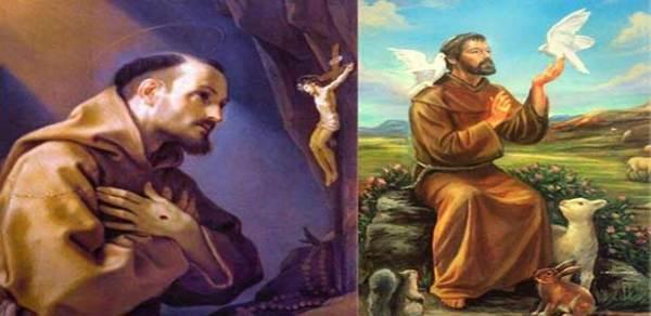 حياة القديس مار فرنسيس الأسيزي