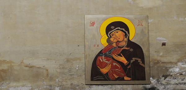 صلاة تكريس البيت لمريم العذراء