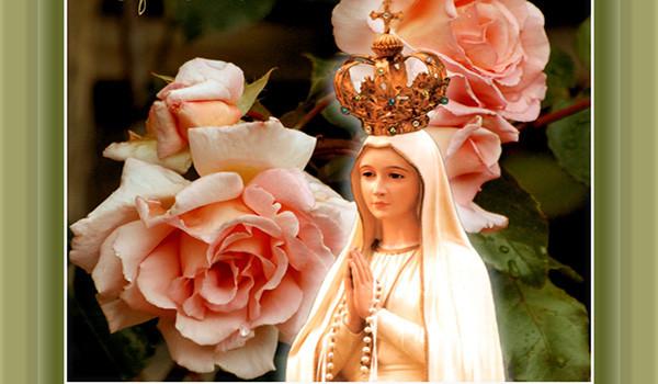 صلاة تكريس للثالوث الأقدس على يديّ مريم