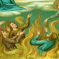 الصلاة الربّية من أجل الأنفس المطهريّة