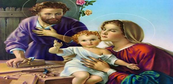 مسبحة العائلة المقدسة