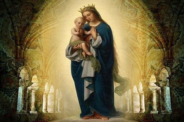 تساعية لإكرام مريم معونة المسيحيين